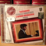 BEETHOVEN - DIABELLI VARIATIONS with S. KOVACEVICH (2006/DECCA)-  cd nou/sigilat