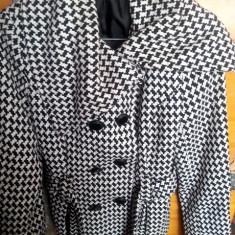 Palton dama de iarna, Marime: 36