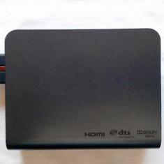 Media player Western Digital WDTV Live + Stick wireless D-link DWA 140