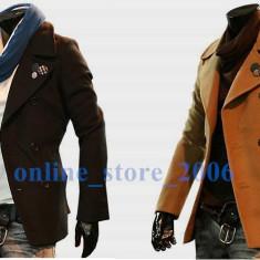 Palton barbati - Blazer Palton Jacheta Slim-Fit Gen ZARA, Model NOU 2015 ! Livrare Gratuita !
