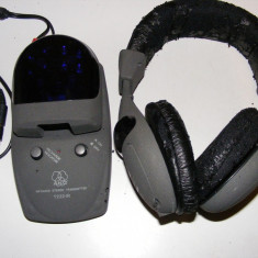 AKG fara fir ( cu probleme ) - Casti AKG, Mini-jack Stereo 6.3 mm/3.5 mm
