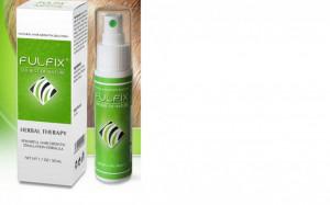 FulFix este un produs 100% natural,folosit impotriva caderii parului foto