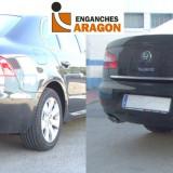 Carlig remorcare auto Skoda Superb 2, SUPERB (3T4) - [2008 - 2013]