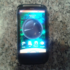 Telefon mobil HTC Desire S, Negru, Neblocat - Htc desire s