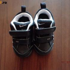 Adidasi copii nr.21 negrii nike, Culoare: Negru, Unisex