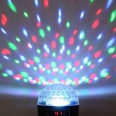 Lumini club - GLOB DISCO ! GLOB TIP LASER CU LUMINI MULTICOLORE !!