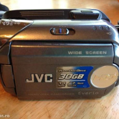 JVC Everio 30GB HDD - Camera Video JVC, Hard Disk, peste 12 Mpx, Altul, 2 - 3