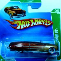 HOT WHEELS -TREASURE HUNT-'49 MERCURY-++2501 LICITATII !! - Macheta auto Hot Wheels, 1:64