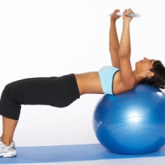 Minge pentru gimnastica - Minge Fitness