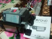 Dvd auto cu sistem de navigatie 1Din Playbox Nitro 40 foto