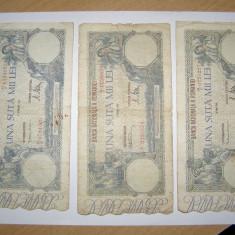 Bancnote Romanesti - Bancnote vechi