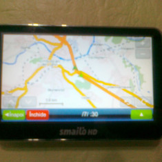 Gps smailo hd 4.3 full eu+ro, Redare audio: 1, Touch-screen display: 1, Incarcator auto: 1, Redare video: 1