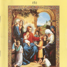 Biblia pentru copii - Istorioare Duhovnicesti pentru Copii*6