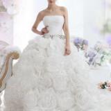 ROCHIE MIREASA NOUA SUPERBA - Rochie de mireasa printesa