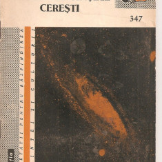 (C3017) DESPRE DISTANTELE CERESTI DE PROF. DR. GH. PETRESCU, SOCIETATEA PENTRU RASPINDIREA STIINTEI SI CULTURII, BUCURESTI, 1960 - Carte Astronomie