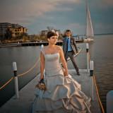 Rochie Mireasa Maggie Sottero, model McCall - Rochie de mireasa printesa