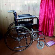 Scaun cu rotile - Carucior handicap