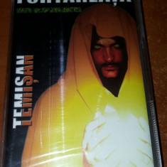 Temisan- ''Fortareata''caseta muzica, sigilata (1999)Hip-Hop - Muzica Hip Hop a&a records romania