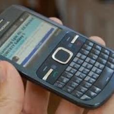 Telefon mobil Nokia C3 - Nokia C3, vechime 1 an, fara defecte