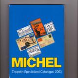 CATALOG MICHEL -SPECILAZAT-ZEPPELINE-2003. - Carte de aventura