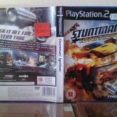 Stuntman: Ignition (PS2) (ALVio) + sute de alte Jocuri PS2 Thq originale (VAND SCHIMB), Curse auto-moto