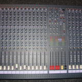 Mixere DJ - Mixer profesional SOUNDCRAFT SPIRIT LX7, 24 CANALE, 7 BUS