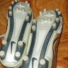 Crampoane Nike Originale - Ghete fotbal Nike, Marime: 41, Barbati