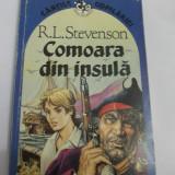 Carte educativa - COMOARA DIN INSULA - R.L. STEVENSON