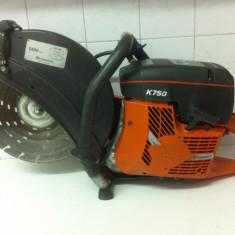 HUSQVARNA K750,, Masina de debitat in asfalt si beton'' DRUJBA din 2011 ''