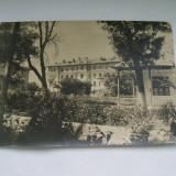C.P.TECHIRGHIOL-SANATORIUL BALNEAR .R.P.R - Carti Postale Romania dupa 1918, Circulata