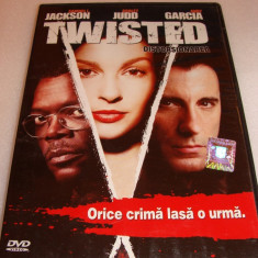 DISTORSIONAREA (Twisted) - Samuel L. Jackson / Ashley Judd / Andy Garcia-DVD Film - Film thriller