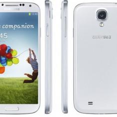 Telefon mobil Samsung Galaxy S4, Alb, 16GB, Neblocat, Single SIM, >2000 MHz - Samsung Galaxy S4 white noi sigilate la cutie 24luni garteantie, functionale orice rea, cu toate accesoriile oferite de producator|!PRET:305euro