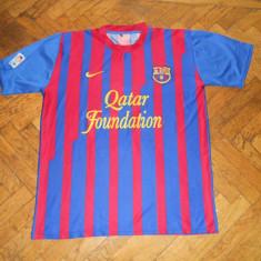 Tricou echipa fotbal, De club, Barcelona, Maneca scurta - Tricou Nike FC Barcelona 2011 acasa