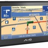 Mio Moov 500 second hand - deblocat (la alegere) iGO 8 / iGO Primo harta Full Europa - Gps Mio Technology, Pda cu GPS inclus, Redare audio: 1, Sugestii multiple de cai: 1, Touch-screen display: 1, Kit auto: 1
