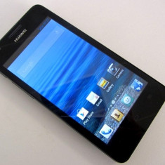 Huawei Ascend G510 Impecabil - Factura si garantie - Telefon mobil Huawei Ascend G510, Negru