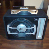 Pachete car audio auto - Vand Subwoofer JBL GTO 1204BR + Amplificator JBL GTO 752