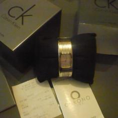 Ceas de dama Calvin Klein - Ceas dama Calvin Klein, Casual, Quartz, Inox, Rezistent la apa