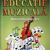 EDUCATIE MUZICALA - MANUAL PT CLS A V A de REGENI RAUSCH ED. TEORA - Manual Clasa a V-a, Clasa 5