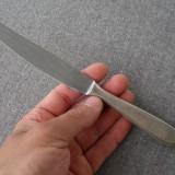 Cutit cu maner argintat WMF