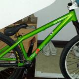Vand Mtb 26 urgent - Mountain Bike, 13 inch, Numar viteze: 1, Verde, MTB DJ-4X Hardtail