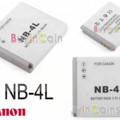 Baterie Aparat foto - Baterie NB-4L compatibila Canon 800mAh + expediere gratuita cu Posta