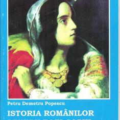 (C4006) ISTORIA ROMANILOR PENTRU TOTI COPIII DE PETRU DEMETRU POPESCU, EDITURA CORESI, 2007 - Carte Hobby Dezvoltare personala