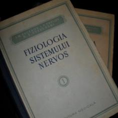 Fiziologia sistemului nervos, 2 volume, Secenov, Pavlov - Carte Neurologie