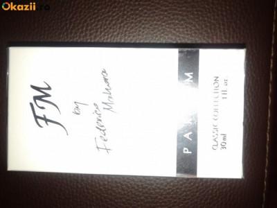vand parfum FM Classic Collection, nr 16 sigilat, Jimmy Choo foto