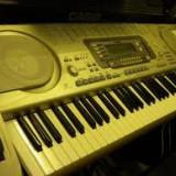Orga - CASIO WK3700 WORKSTATION