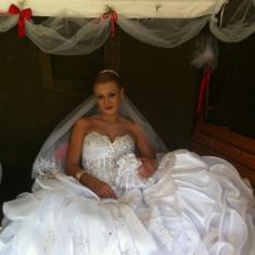 Rochie de mireasa - Rochie de mireasa sirena