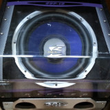 BASS 400W RMS!!! - Amplificator audio, peste 200W