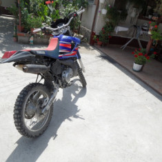 Yamaha Dt125r - Motocicleta Yamaha