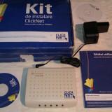 HUAWEI SmartAX MT882 ADSL Router - Click Net Romtelecom