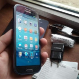 Samsung Galaxy S3 I9300 Blue - Telefon mobil Samsung Galaxy S3, Albastru, 16GB, Neblocat, Quad core, 2 GB